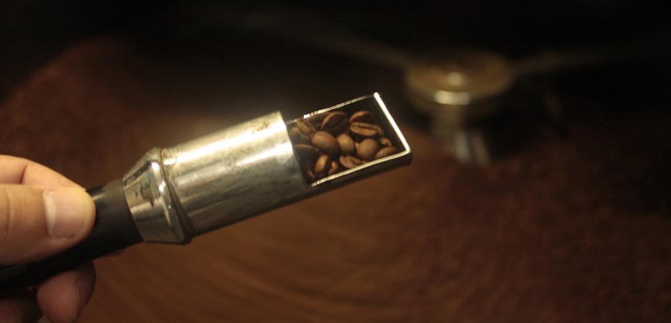 Tostadero de café en Café Veracruz
