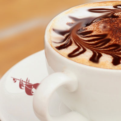 Cappuccino-barista