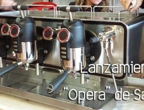 Opera de SanRemo: la máquina que revolucionará el espresso