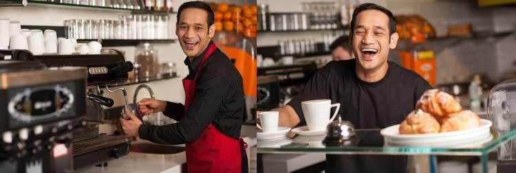 Los empleados son la clave de la imagen de nuestro local