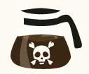 La cafeína es un pesticida natural para el árbol del café