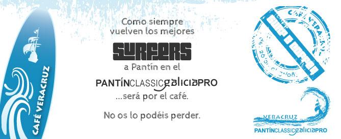 Pantín Classic Galicia Pro y Café Veracruz