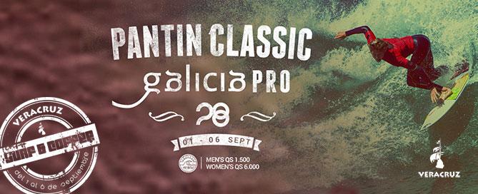 Coffee & Surf en Pantín Classic Pro 2015