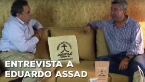 El productor de café mexicano Eduardo Assad nos concede una entrevista