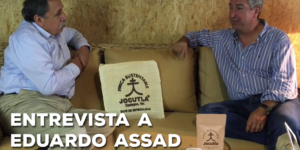 Entrevista a Eduardo Assad en Café Veracruz