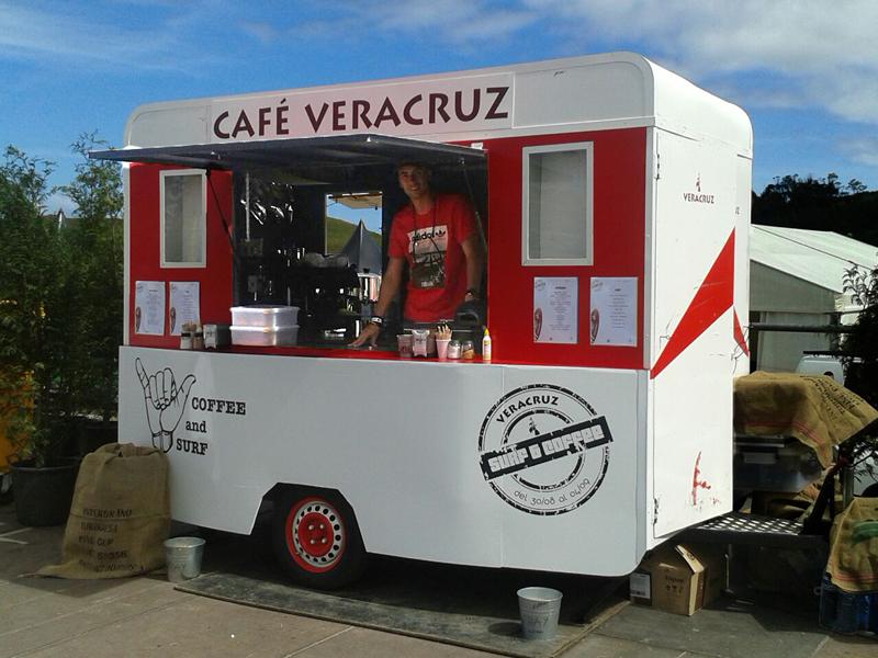 Food Truck de Café Veracruz
