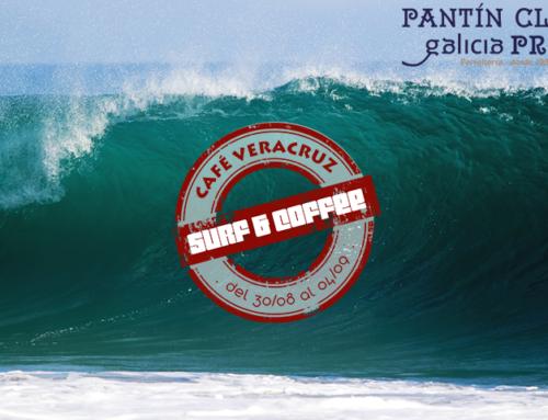 El Surf&Coffee de Pantín Classic 2016 ya está en marcha