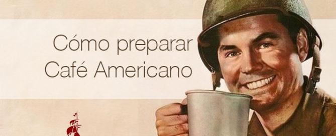 ¿Qué es y cómo se prepara el café americano?