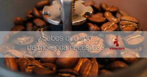 Café molido: como escoger la molienda perfecta