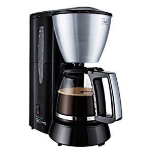 La cafetera de goteo o Melitta es la más utilizada para preparar café americano