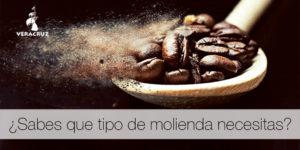 ¿Qué tipo de molienda escoger para tu café?