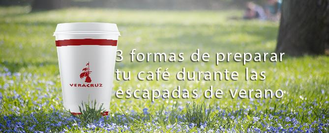 3 cafeteras portables para disfrutar del café en cualquier sitio