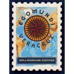 Café Egomundi es un blend de cafés de alta gama procedentes de distintos usos horarios del planeta. Diseñado para celebrar un nuevo milenio.