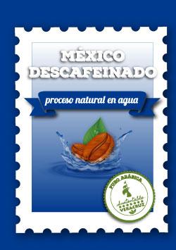 Café Veracruz ha optado por el Mountain Water Process para trabajar este café descafeinado de producción orgánica de México.